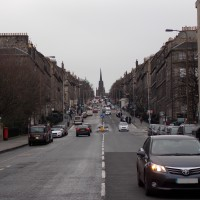 Edinburgh city centre apartments
