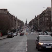 Edinburgh city centre apartments