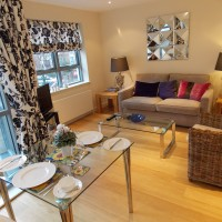Vacation apartment Edinburgh
